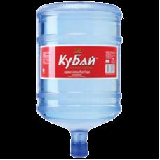"""Питьевая талая вода """"Кубай"""" 19л."""